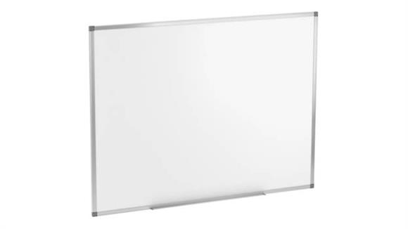 "White Boards & Marker Boards Office Source Furniture 47-1/4"" x 35-1/2"" Magnetic White Board"