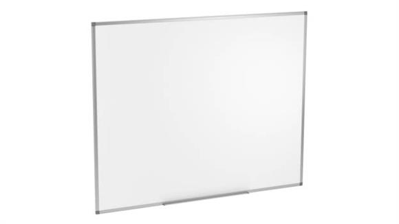 "White Boards & Marker Boards Office Source Furniture 59"" x 47-1/4"" Magnetic White Board"