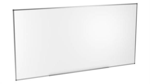 "White Boards & Marker Boards Office Source Furniture 94-1/2"" x 47-1/4"" Magnetic White Board"