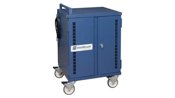Computer Carts Office Source Furniture TekCart Charging Cart