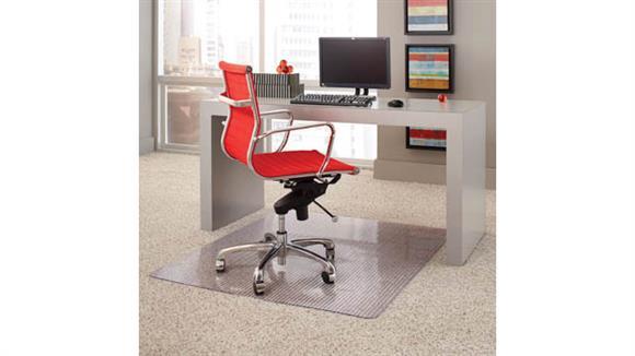 """Chair Mats Office Source Furniture Carpet Chairmat 46"""" x 60"""""""