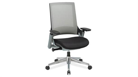 Office Chairs Office Source Furniture Mid Back Mesh Chair
