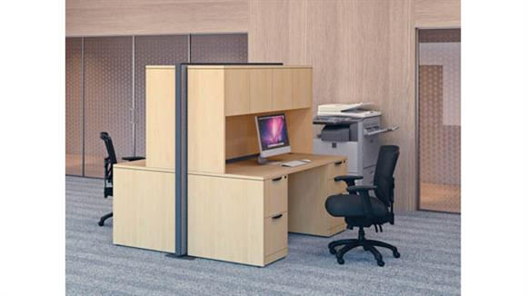 Workstations & Cubicles Office Source Furniture Double Workstation