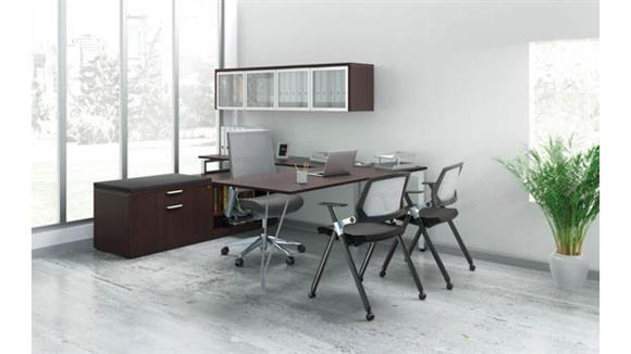 L Shaped Desks Office Source Furniture L Shaped Desk Set