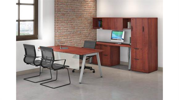 Workstations & Cubicles Office Source Furniture 1 Person Workstation