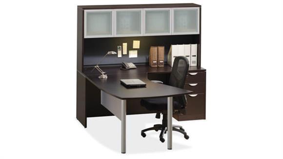 Workstations & Cubicles Office Source Furniture L Shaped Desk Unit
