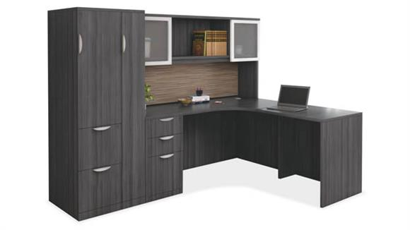 L Shaped Desks Office Source Furniture L Shaped Desk Unit