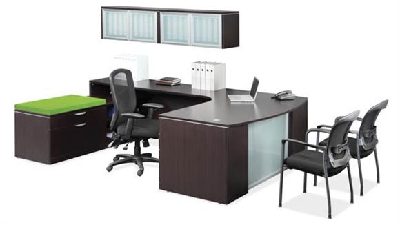 U Shaped Desks Office Source Furniture U Shaped Desk Unit
