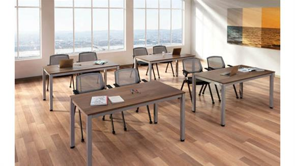 "Training Tables Office Source Furniture Training Tables 72"" x 30"" (4)"