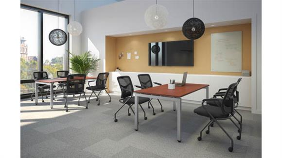 """Conference Table Sets Office Source Furniture 72""""W  Conference Tables (2)"""