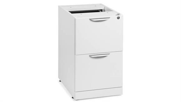 File Cabinets Vertical Office Source Furniture File/File Pedestal PL175