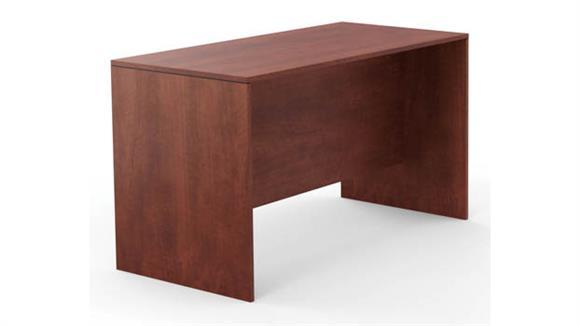 "Executive Desks Office Source Furniture 66""W x 30""D x 41""H Desk Shell (Standing Height)"