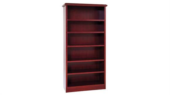 Bookcases Office Source Furniture Wood Veneer Bookcase
