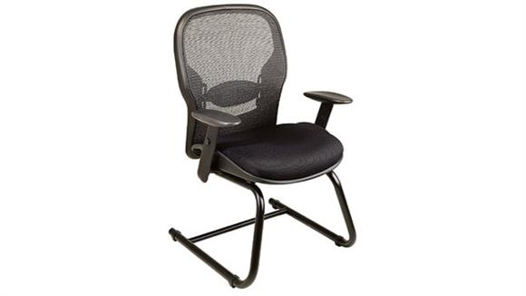 Side & Guest Chairs Office Star Professional Matrex Back Visitors Chair