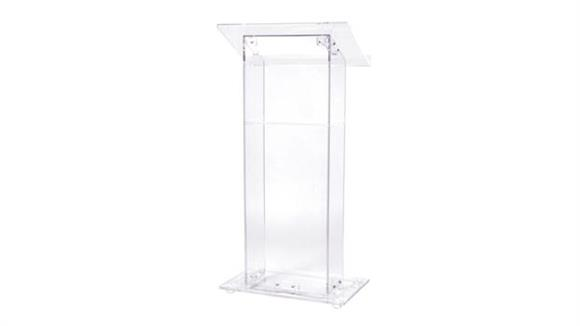 Podiums & Lecterns Oklahoma Sound Clear Acrylic Podium
