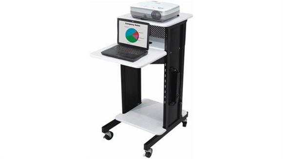 AV Carts Oklahoma Sound Premium Presentation Cart