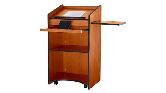 Podiums & Lecterns Oklahoma Sound Aristocrat Floor Lectern