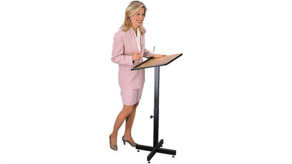 Podiums & Lecterns Oklahoma Sound Adjustable Height Lectern