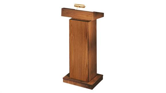 Podiums & Lecterns Oklahoma Sound Manual Height Adjustable - Orator