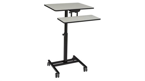 Table Carts Oklahoma Sound EduTouch Sit & Stand Cart