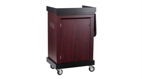 Podiums & Lecterns Oklahoma Sound Smart Cart Lectern