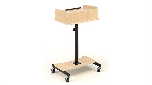 Podiums & Lecterns Oklahoma Sound Laptop Speaker Stand