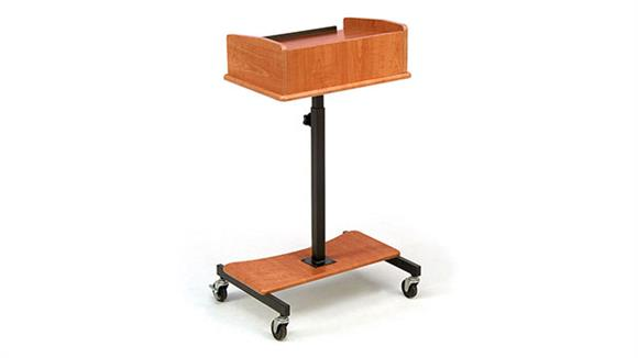 Podiums & Lecterns Oklahoma Sound Laptop Speaker Stand