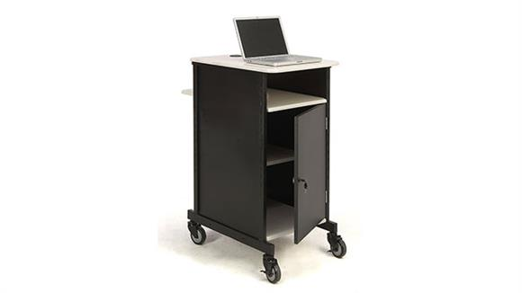 AV Carts Oklahoma Sound Jumbo Presentation Cart