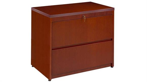 File Cabinets Lateral Rudnick Wood Veneer 2 Drawer Lateral File