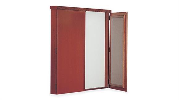 White Boards & Marker Boards Rudnick Visual Board