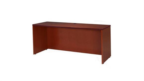 "Office Credenzas Rudnick 72"" x 20"" Wood Veneer Rectangular Credenza Shell"