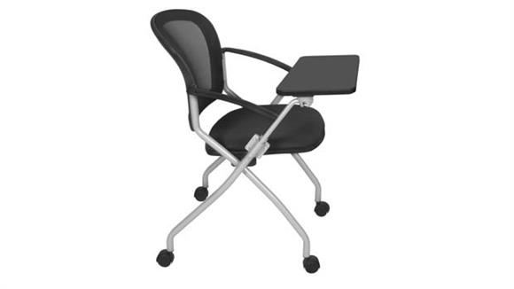 Side & Guest Chairs Regency Furniture Cadence Nesting Chair with Tablet Arm