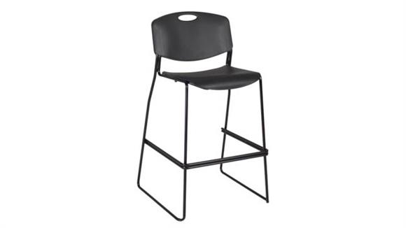 Counter Stools Regency Furniture Zeng Stack Stool- Black