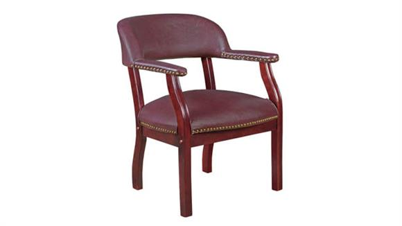 Side & Guest Chairs Regency Furniture Ivy League Captains Chair