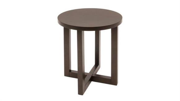 End Tables Regency Furniture Round Chloe End Table
