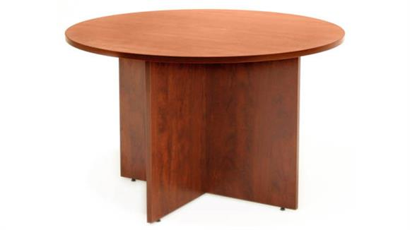 """Conference Tables Regency Furniture 42"""" Round Conference Table"""