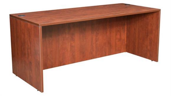 """Executive Desks Regency Furniture 71"""" Desk Shell"""