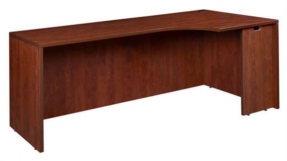 """Corner Desks Regency Furniture 72"""" Right Corner Credenza Shell"""
