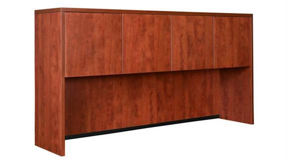 """Hutches Regency Furniture 71"""" 4-Door Hutch"""