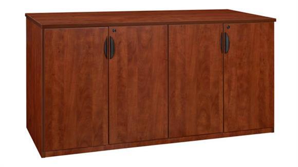 """Buffets Regency Furniture 72"""" Storage Cabinet Buffet"""