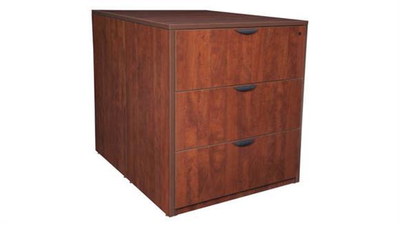 Standing Height Desks Regency Furniture Stand Up Back to Back Lateral File/ Desk