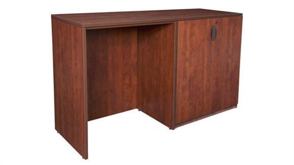 Standing Height Desks Regency Furniture Stand Up Side to Side Storage Cabinet/ Desk
