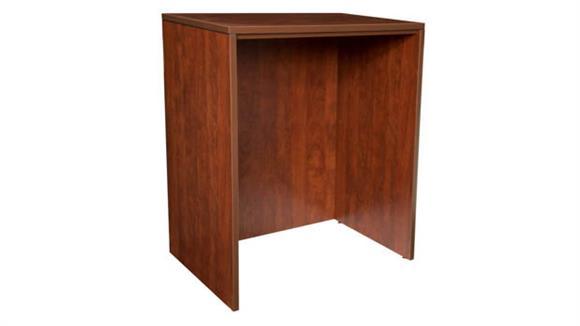 Standing Height Desks Regency Furniture Stand Up Desk