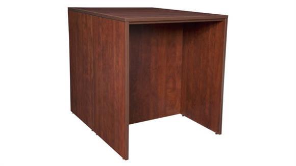 Standing Height Desks Regency Furniture Stand Up Back to Back Desk/ Desk