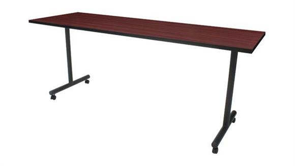 "Training Tables Regency Furniture 48"" x 24"" Kobe Mobile Training Table"