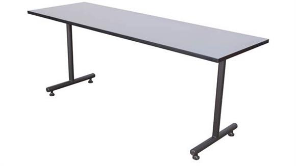 "Training Tables Regency Furniture 48"" x 24"" Kobe Training Table"