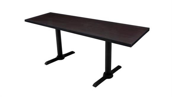 "Training Tables Regency Furniture 48"" x 24"" Cain Training Table"