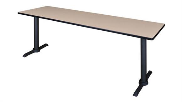 "Training Tables Regency Furniture 84"" x 24"" Training Table"