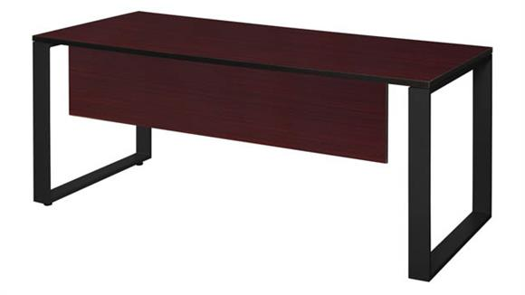 """Training Tables Regency Furniture 60"""" x 30"""" Training Table with Modesty Panel"""