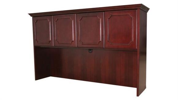 "Hutches Regency Furniture 69"" Hutch with Doors"